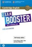 Cover-Bild zu Cambridge English Exam Booster with Answer Key for Advanced - Self-study Edition von Allsop, Carole