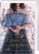 Cover-Bild zu Die Gefangene von Golvahar von Bashardoust, Melissa