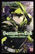 Cover-Bild zu Seraph of the End 01 von Kagami, Takaya