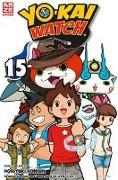 Cover-Bild zu Yo-kai Watch - Band 15 von Konishi, Noriyuki