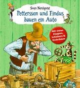 Cover-Bild zu Pettersson und Findus bauen ein Auto von Nordqvist, Sven