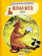 Cover-Bild zu Mama Muh liest von Wieslander, Jujja