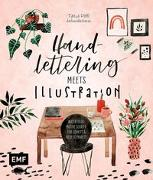 Cover-Bild zu Pöltl, Tanja: Handlettering meets Illustration