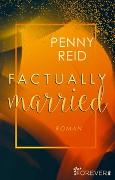 Cover-Bild zu Factually married von Reid, Penny