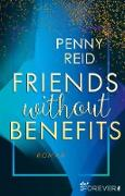 Cover-Bild zu Friends without benefits (eBook) von Reid, Penny