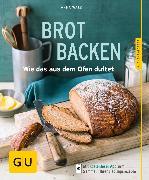 Cover-Bild zu Brot backen (eBook) von Walz, Anna