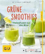 Cover-Bild zu Grüne Smoothies - noch mehr leckere Smoothies! (eBook) von Dobrovicova, Martina