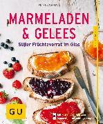 Cover-Bild zu Marmeladen & Gelees (eBook) von Casparek, Petra