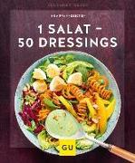 Cover-Bild zu 1 Salat - 50 Dressings von Pfannebecker, Inga