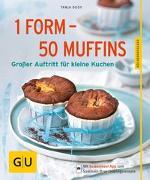 Cover-Bild zu 1 Form - 50 Muffins von Dusy, Tanja
