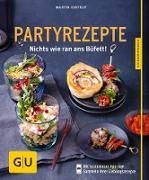 Cover-Bild zu Partyrezepte (eBook) von Kintrup, Martin