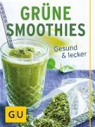 Cover-Bild zu Grüne Smoothies (eBook) von Redies, Alessandra