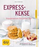 Cover-Bild zu Expresskekse (eBook) von Stanitzok, Nico