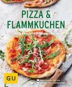 Cover-Bild zu Pizza & Flammkuchen (eBook) von Pfannebecker, Inga