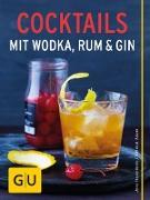 Cover-Bild zu Cocktails mit Wodka, Rum und Gin (eBook) von Hasenbein, Jens
