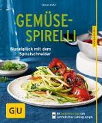 Cover-Bild zu Gemüse-Spirelli (eBook) von Dusy, Tanja