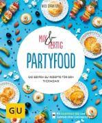 Cover-Bild zu Mix & Fertig - Partyfood (eBook) von Stanitzok, Nico