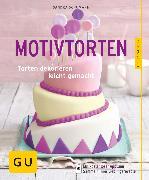 Cover-Bild zu Motivtorten (eBook) von Schumann, Sandra