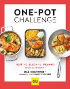 Cover-Bild zu Die One-Pot-Challenge (eBook) von Kintrup, Martin