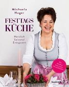 Cover-Bild zu Festtagsküche von Hager, Michaela