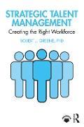 Cover-Bild zu Greene, Robert J.: Strategic Talent Management (eBook)