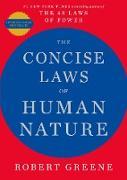 Cover-Bild zu Greene, Robert: The Concise Laws of Human Nature (eBook)