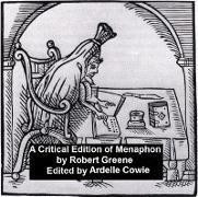 Cover-Bild zu Greene, Robert: A Critical Edition of Menaphon (eBook)