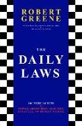 Cover-Bild zu Greene, Robert: The Daily Laws (eBook)