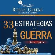 Cover-Bild zu Greene, Robert: 33 estrategias de guerra (Audio Download)