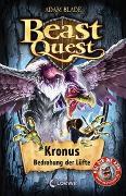 Cover-Bild zu Beast Quest 47 - Kronus, Bedrohung der Lüfte von Blade, Adam