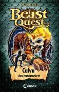 Cover-Bild zu Beast Quest 60 - Calva, das Knochenbiest von Blade, Adam
