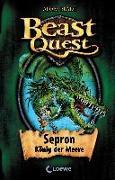 Cover-Bild zu Beast Quest 2 - Sepron, König der Meere von Blade, Adam