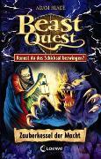 Cover-Bild zu Beast Quest - Zauberkessel der Macht von Blade, Adam