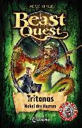 Cover-Bild zu Beast Quest 45 - Tritonas, Nebel des Horrors (eBook) von Blade, Adam