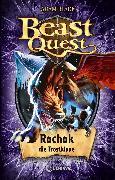 Cover-Bild zu Beast Quest 42 - Rachak, die Frostklaue (eBook) von Blade, Adam