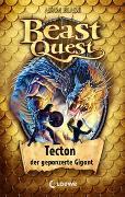 Cover-Bild zu Beast Quest 59 - Tecton, der gepanzerte Gigant von Blade, Adam