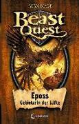 Cover-Bild zu Beast Quest 6 - Eposs, Gebieterin der Lüfte von Blade, Adam