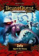 Cover-Bild zu Beast Quest Legend 7 - Zefa, Gigant des Ozeans von Blade, Adam