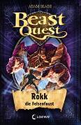 Cover-Bild zu Beast Quest 27 - Rokk, die Felsenfaust von Blade, Adam
