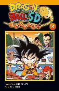 Cover-Bild zu Akira Toriyama (Original Story),: Dragon Ball SD 3