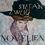 Cover-Bild zu Zweig, Stefan: Novellen (Stefan Zweig) (Audio Download)