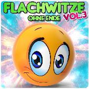 Cover-Bild zu Spassdigga, Der: Flachwitze ohne Ende, Vol. 3 (Audio Download)