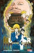 Cover-Bild zu Togashi, Yoshihiro: Hunter X Hunter 35