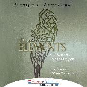 Cover-Bild zu eBook Steinerne Schwingen - Dark Elements 1