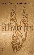 Cover-Bild zu eBook Dark Elements 4 - Glühende Gefühle