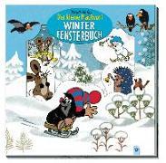 Cover-Bild zu Miler, Zdenek (Illustr.): Winter-Fensterbuch Der kleine Maulwurf