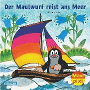 Cover-Bild zu Sörensen, Hanna: Carlsen Verkaufspaket. Maxi-Pixi Nr. 212: Der Maulwurf reist ans Meer