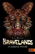 Cover-Bild zu Hunter, Erin: Bravelands - Goldene Wölfe (eBook)