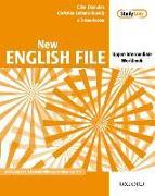 Cover-Bild zu Upper-Intermediate: New English File: Upper-Intermediate: Workbook - New English File von Oxenden, Clive