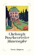 Cover-Bild zu Poschenrieder, Christoph: Mauersegler (eBook)